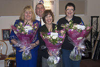 Our hardworking Ladies - Duly rewarded