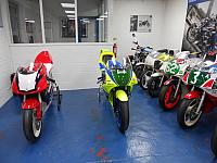 AN EVENING AT ST NEOTS MOTORCYCLES