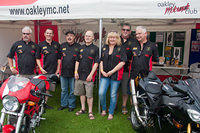 BRACKLEY FESTIVAL OF BIKING AUGUST 2012