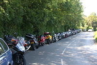 Grantchester Ride-out