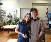 Colleen and Guy Martin