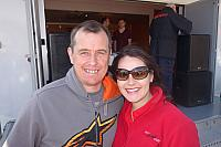 Colleen and John McGuinness