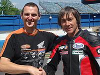 Keith and Ron Haslam (1)