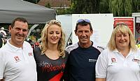 Russell family and Troy Corser (1)