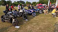 OYB 9 - A difficult decision - some great bikes on show