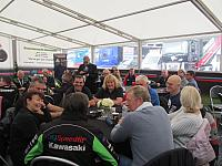 VIP Hospitality at JG Speedfit BSB Round at Silverstone
