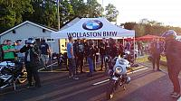 BMW 1 Thanks to the lads of Wollaston BMW for joining us once again ....